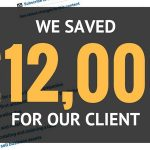 We saved our client £12,000 in Corporation Tax