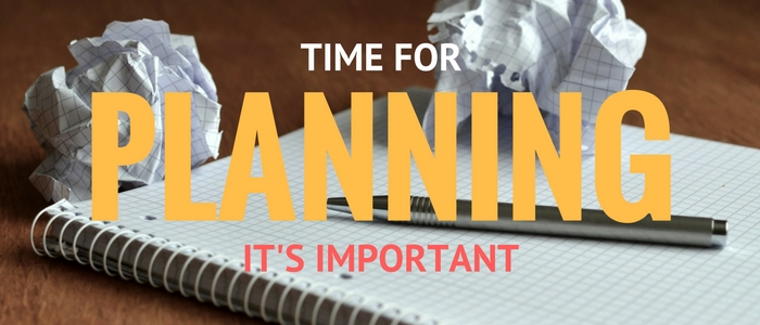 Planning 2017 - it's important for your business