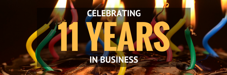 Celebrating 11 Years in Business - Maze Accountants