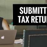 Submitting Your Online Tax Return 2016