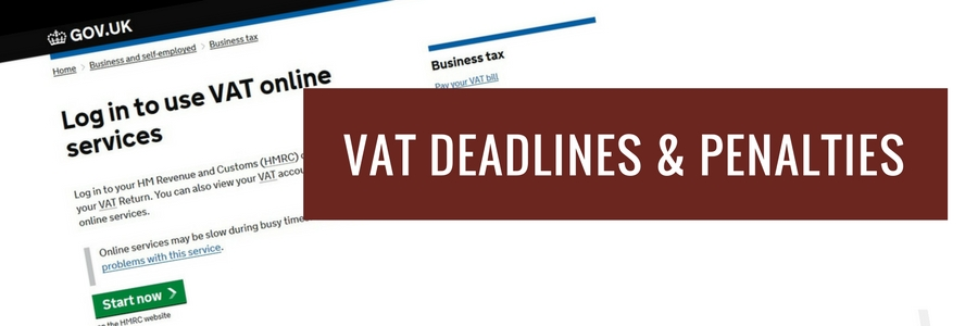 VAT Deadlines and Penalties