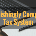 Punishingly Complex Tax System