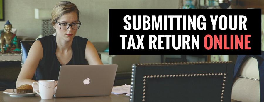 Tax Return 2016 Online Filing