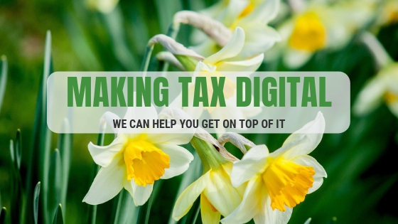 MAKING TAX DIGITAL 2019